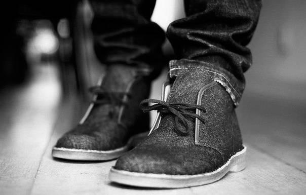 Ботинки & Полуботинки