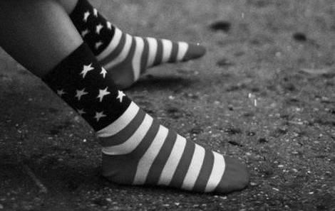 Длинные носки