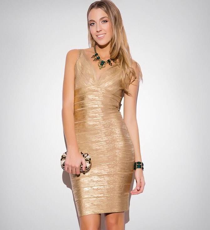 Блестящее Платье Какие Туфли
